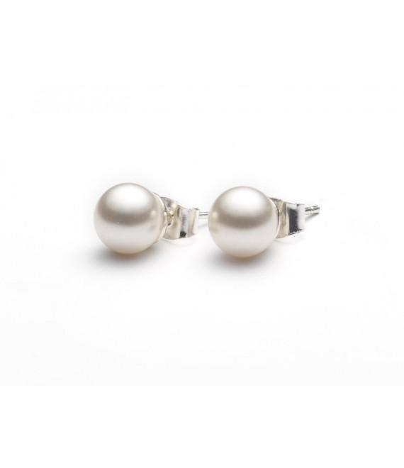Boucles d'oreilles - Abrazi O2-8-650-SKT - The Beautiful Bride Shop