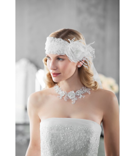 Emmerling Bandenette 21103 - The Beautiful Bride Shop