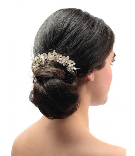 Hair vine BB-433 gold | Poirier