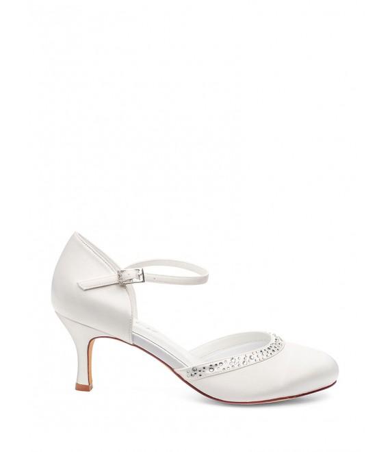 G.Westerleigh Chaussure de mariée Adele 7 - The Beautiful Bride Shop