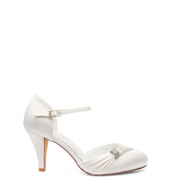 G.Westerleigh Chaussure de mariée Sophie 6 - The Beautiful Bride Shop