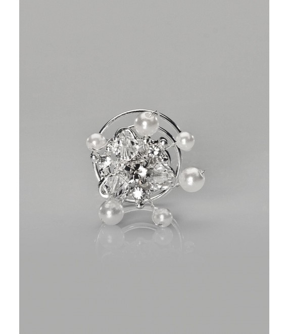 Emmerling curlies 19054 - The Beautiful Bride Shop