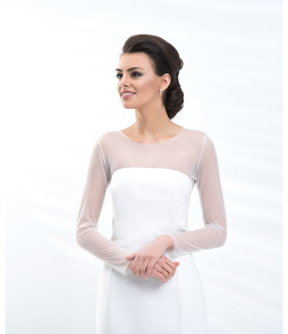 The Beautiful Bride Shop - Bolero E220 | Bianco Evento