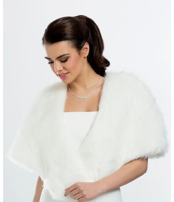 Bianco Evento Étole BBCE3 - The Beautiful Bride Shop