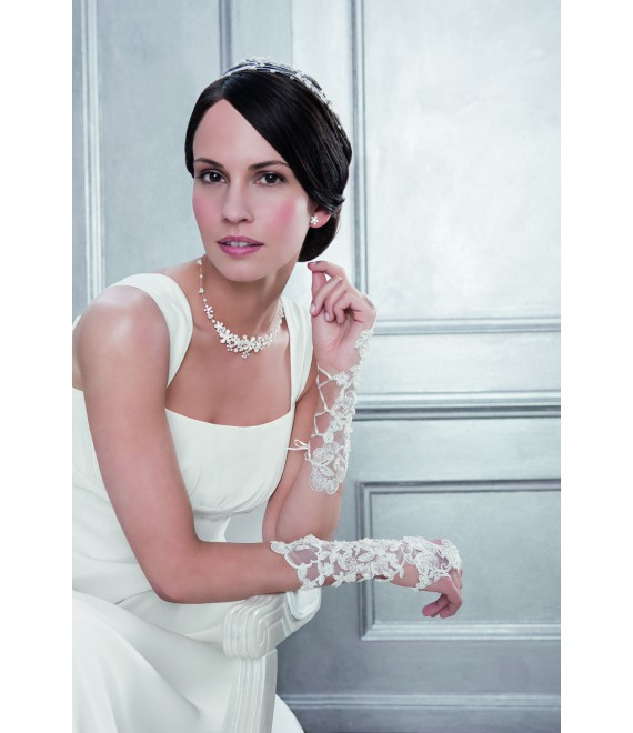Gants Emmerling 40018-8 - The Beautiful Bride Shop
