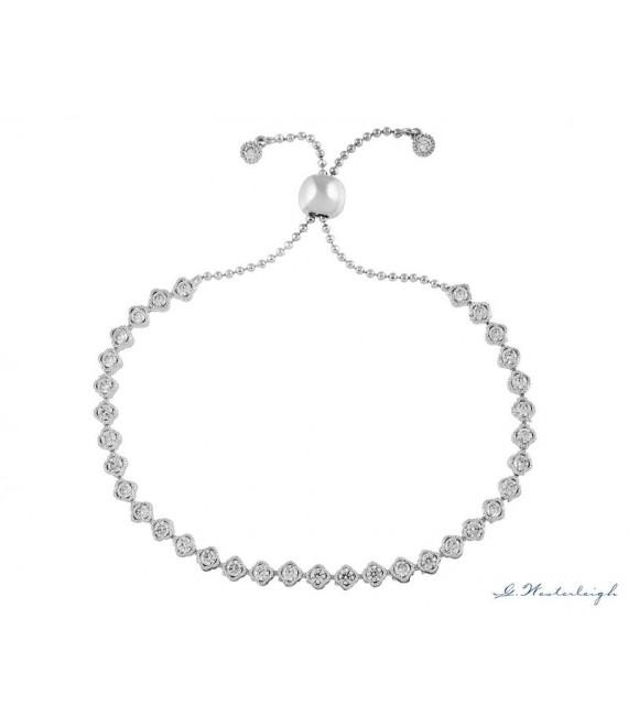 H0702 Bridal Bracelet - G. Westerleigh   The Beautiful Bride Shop