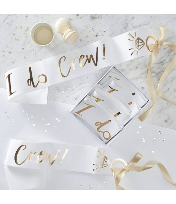 I Do Crew! Ceintures - Ginger Ray