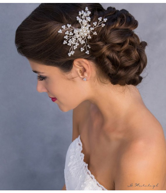 J3262 Hair Comb - G. Westerleigh | The Beautiful Bride Shop 1