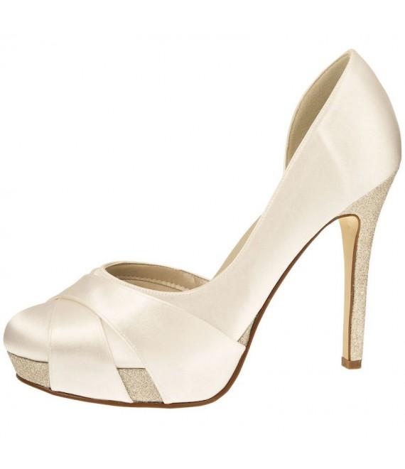 Rainbow Club Chaussures de mariée Kelis - The Beautiful Bride Shop