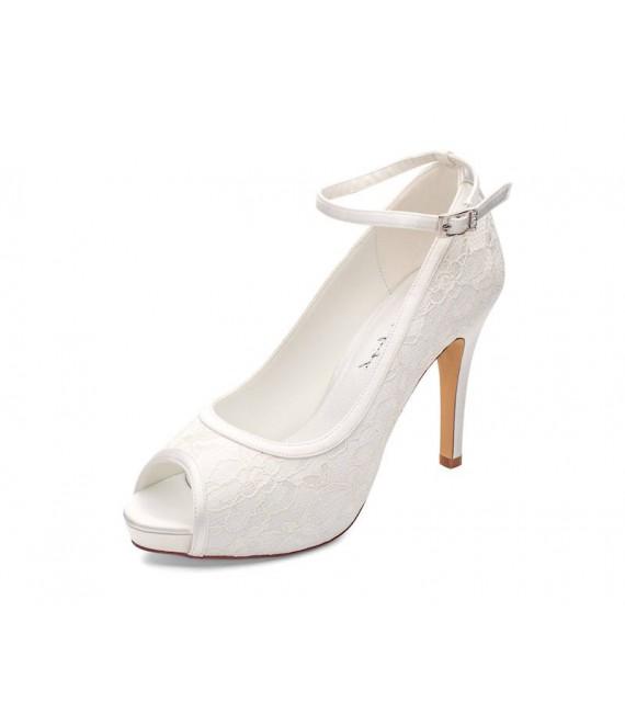 Chaussures de mariée Leila G. Westerleigh