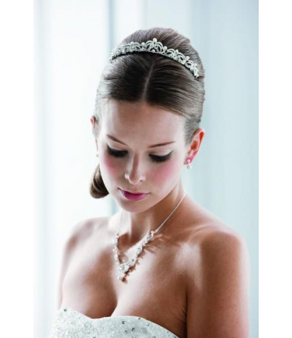 Emmerling Tiara 18080 - The Beautiful Bride Shop