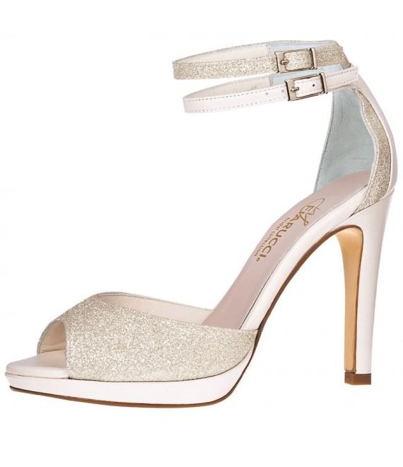 Fiarucci Chaussures de mariée Noralie - The Beautiful Bride Shop 1