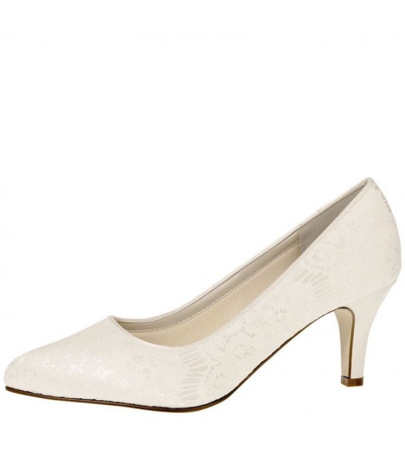 Rainbow Club Chaussures de Mariée Pattie- The Beautiful Bride Shop 1
