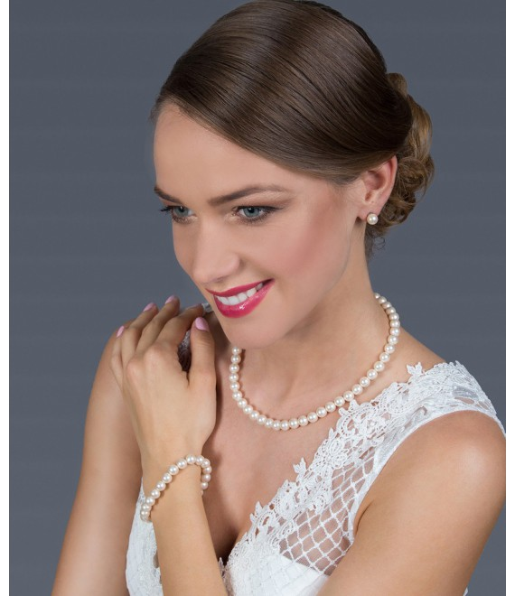 NS2-4188 Bridal Jewellery Set | G. Westerleigh - The Beautiful Bride Shop 1
