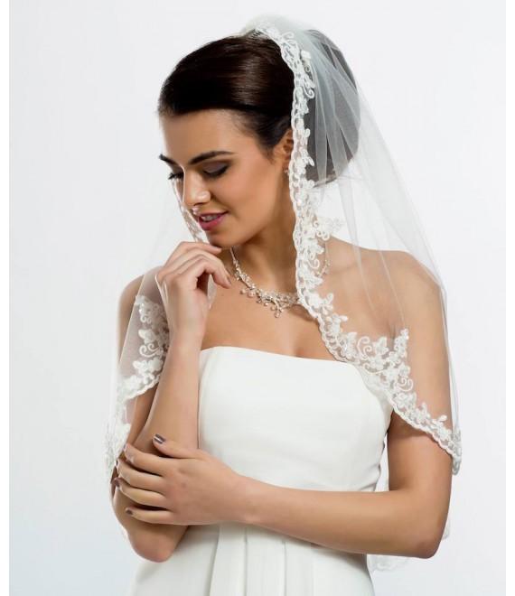 Voile BBCS103 - The Beautiful Bride Shop