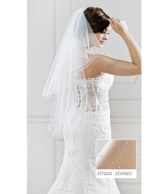 Voile S71 | Bianco Evento - The Beautiful Bride Shop 1