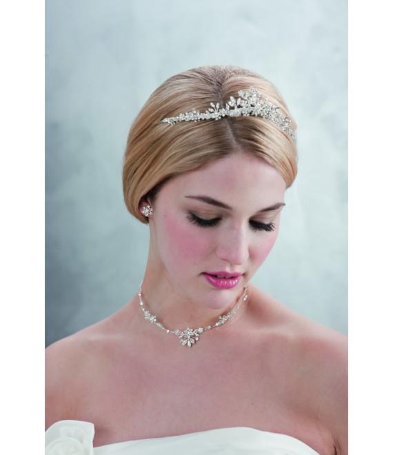 Emmerling Parure Boucles d'Oreilles et Collier 191- The Beautiful Bride Shop