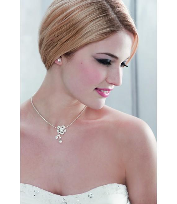 Emmerling Parure Boucles d'Oreilles et Collier 66076 - The Beautiful Bride Shop