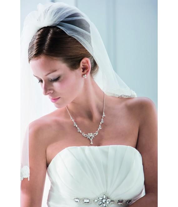 Emmerling Parure Boucles d'Oreilles et Collier 66089 - The Beautiful Bride Shop
