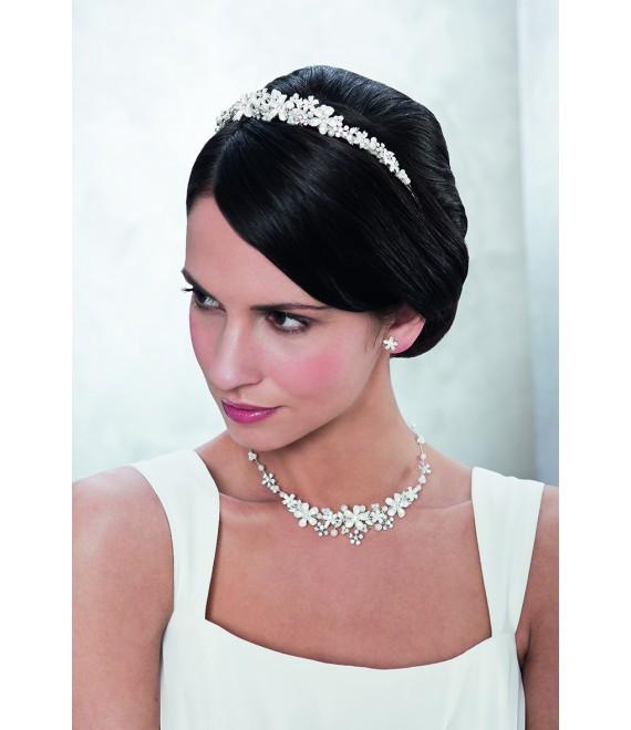 Emmerling Parure Boucles d'Oreilles et Collier 66111 - The Beautiful Bride Shop