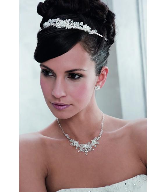 Emmerling Parure Boucles d'Oreilles et Collier 66113 - The Beautiful Bride Shop
