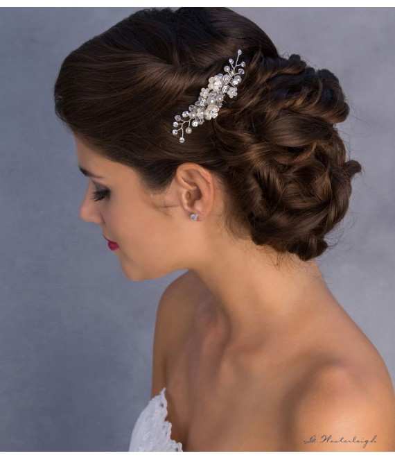 ST1-3302 Hair Comb - G. Westerleigh | The Beautiful Bride Shop 1