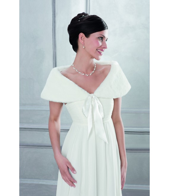 Emmerling Etole pour la mariée 6004 - The Beautiful Bride Shop