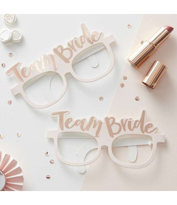 Lunettes Team Bride Ginger Ray