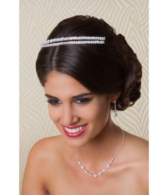 G. Westerleigh Diadème TS-J121 - The Beautiful Bride Shop