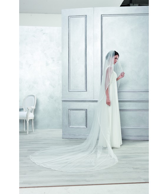 Emmerling Voile 4052  - The Beautiful Bride Shop