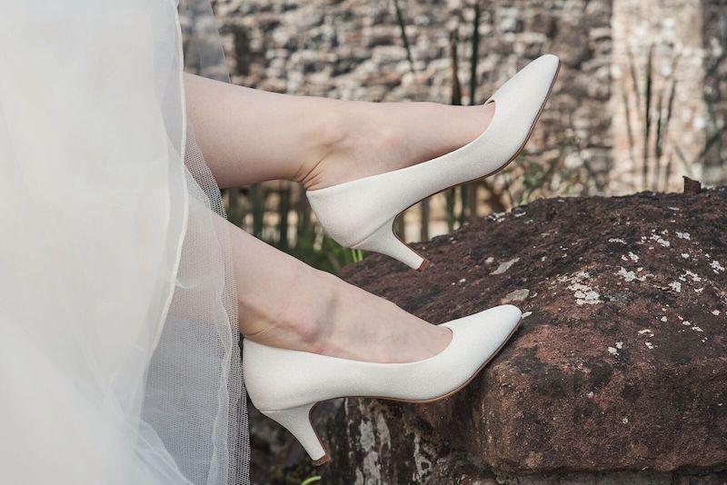 White De Brooke Rainbow Acheter Club Ligne Off Mariée Chaussures En TwEIOqIY