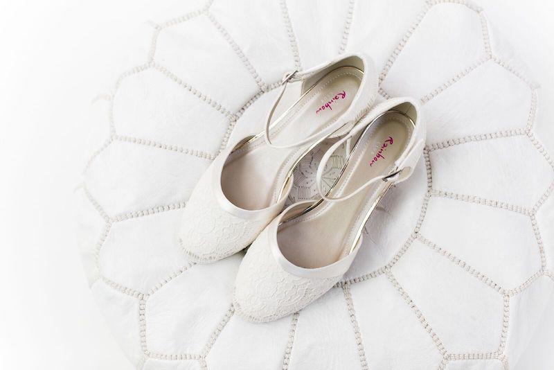 597d7acbedf Rainbow Club Chaussures de Mariée Mickie acheter en ligne