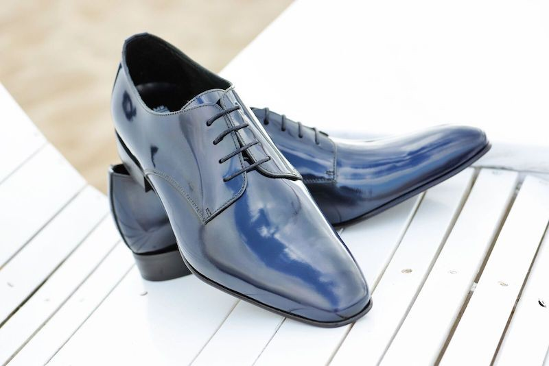 MrFiarucci Chaussures Ligne Homme Mariage De Bleu Nick En Acheter 80wPOnXk