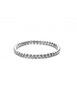 Abrazi Bracelet Mariage AC-P32-Rhodium