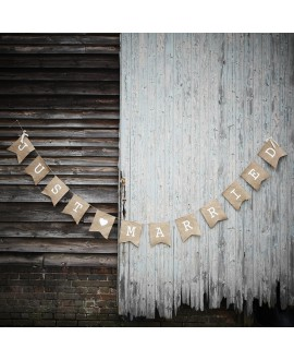 Guirlande Just Married | Vintage Affair