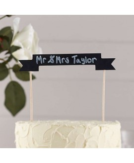 Figurine de gâteau - Vintage Affair