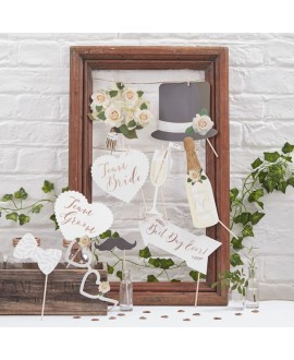 Accessoires photobooth - Beautiful Botanics