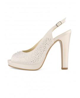 Avalia Chaussure de Mariage Amor