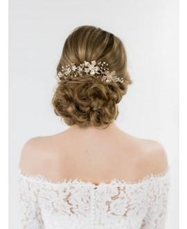 Abrazi Bandeau Cheveux Mariage HB-FP