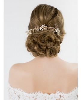 Abrazi Bandeau Cheveux Mariage HB-FPC