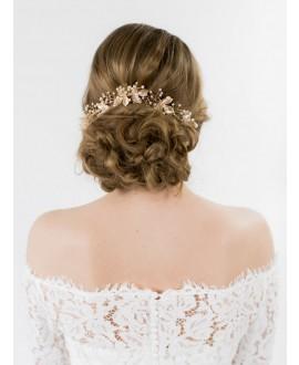 Abrazi Mèche de Cheveux Mariage HB-LPC