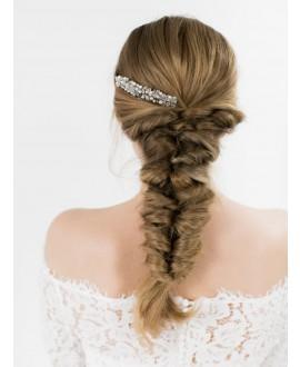 Abrazi Peigne Cheveux Mariage H2-CC