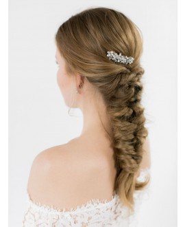 Abrazi Peigne Cheveux Mariage H1-CC