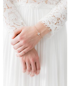 Abrazi Bracelet Mariage AC-SO-K Rose