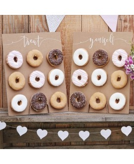 Mur de donuts Ginger Ray