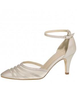 Fiarucci Bridal Chaussures de Mariée Cilla-Or