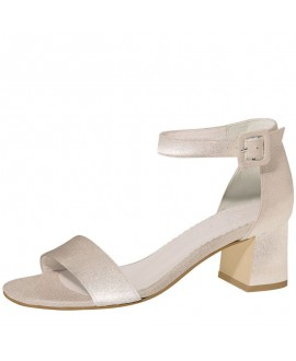 Fiarucci Bridal Chaussures de Mariée Dilara Or-Rose