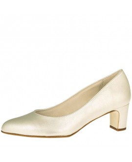 Fiarucci Bridal Chaussures de Mariée Palma Or