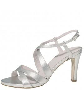 Fiarucci Bridal Chaussures de Mariée Sasja Argent