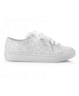 G. Westerleigh Sneaker de Mariée Nicki